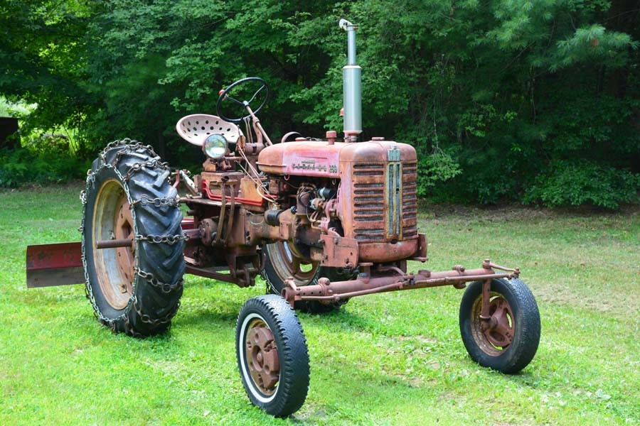 Tractor Front End Weights : Farmall tractor for sale